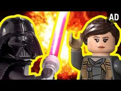 Lego Rogue One; delivers the action, but misses the dark side of Star Wars