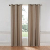 Eclipse Nottingham Thermal Energy Efficient Grommet Curtain Panel, Set of 4 Bundle Insulated Curtains, Thermal Curtains, Grommet Curtains, Drapes Curtains, Curtain Panels, Blackout Windows, Blackout Curtains, Eclipse Curtains, Thermal Energy