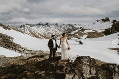 Magic in the mountains. Finding that end of winter snow. End Of Winter, Winter Snow, Grey Weddings, Magic, Mountains, Gray Weddings, Bergen