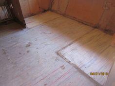 The original floor.