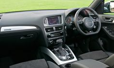 Audi Q5: car review