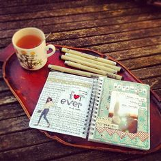 Crafty Mama: My journey in journaling