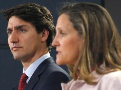 No more Mr. Nice Guy — Trudeau takes off the gloves in trade war