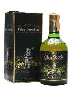 glen scotia whisky -