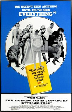 Woody Allen's Everything You Always Wanted to Know About Sex * But Were Afraid to Ask (1972)