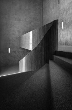 Concrete by Paula Loonen.  #Architecture