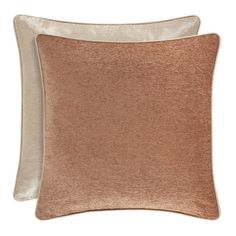 Dress your bed in chic sophistication with the Sunrise European Pillow Sham from J. Queen New York. Featuring tones of coral and natural colors with hints of metallic emboldened on the face, it will instantly add a lustrous look to your private oasis. Euro Shams, Pillow Shams, Green Velvet Armchair, European Pillows, Queens New York, Free Fabric Swatches, Queen News, Pillow Top Mattress, Satin Sheets