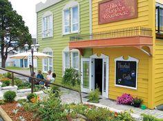 beautiful guesthouse in Prince Rupert, BC, Canada Canada Travel, Us Travel, Canada Trip, Charlotte City, Victoria British Columbia, Haida Gwaii, Western Canada, Pacific Northwest, North West