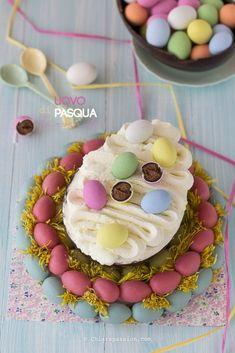 Uovo di Pasqua farcito