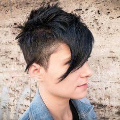 awesome 15 Short Undercut Hairstyles