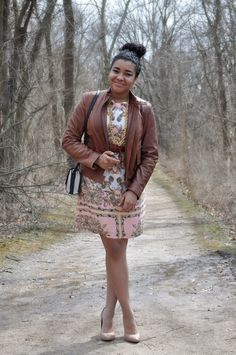 How to style scarf print dresses! #fashionblogger