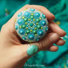 Turquoise Mandala St