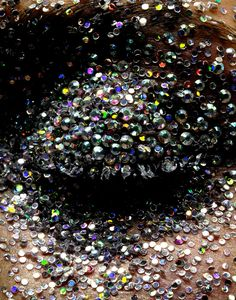 Glitter Eye - Alexander Straulino   Trunk Archive - Bilder, Fotografie, Foto Kunst online bei LUMAS