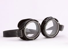 Swiss Motorcycle Goggles - Snoopy Steampunk / Dieselpunk from Frenzy Universe
