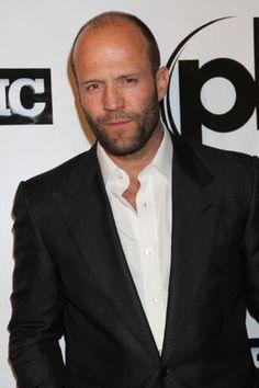 "Jason Statham. From the movie ""Transporter""."