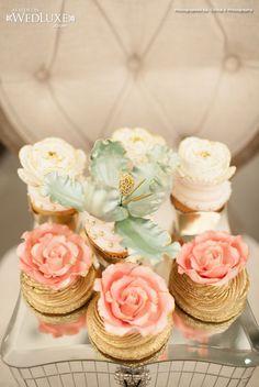 Photography: Corina V. Photography  Cupcakes & Confections: Connie Cupcake