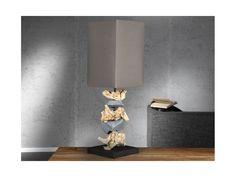 Lampa Stołowa Elements — Lampy stołowe Invicta Interior — sfmeble.pl  #wood  #natural  #homedesign