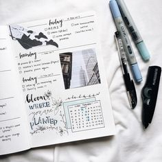 "1,591 Likes, 18 Comments - (@studycrisis) on Instagram: ""-;; this weekend's spread! wanted it to be a simple one but it turned out more complicated than i…"""