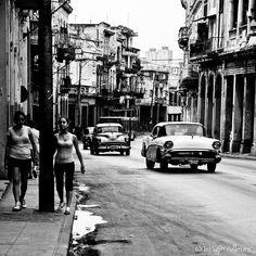 Cuba Habana Street