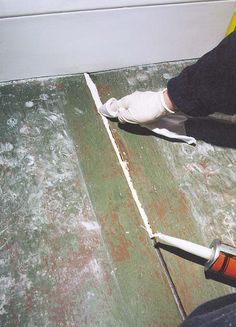 How To Restore Painted Wood Floors - Old-House Online