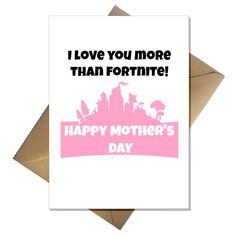 MOTHERS DAY Birthday Card Nessa I Loves You Gavin /& Stacey Mam Step Mum Cute Fun Youre Crackin I Loves You