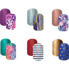 """""""jamberry combos 4"""" by jaxx2307 on Polyvore"""