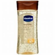50 Uses for Vaseline   1. Put a coat on your eyelashes before you go to bed. Lots of people swear by this  and say it will make your lashes grow longer and thicker over time.  2. Put a coat of Vaseline on your feet at night, cover them with socks and wake up to softer feet  every day!  3. Put Vaseline on your elbows every day  they will stay soft!  4. Put Vaseline on your cuticles several times a day for softer and better looking cuticles every day.  5. Put Vaseline on chap