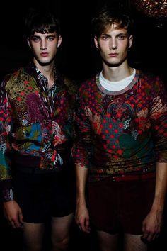 BFC - James Long #menswear #fashion