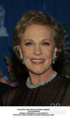 Julie Andrews 65