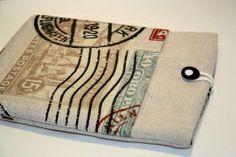 Hoes iPad | iPad 2,3,4 en tablets 9-11 inches | Klein Parijs