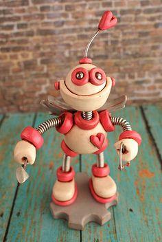 Robot Cupid Coco