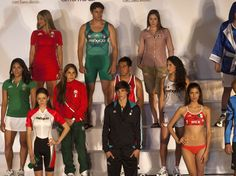 Mexico's uniform!! Go Mexico!! I want one not the wrestling one though haha