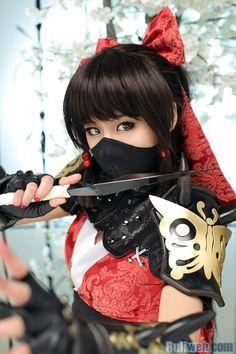 Ninja by athanor2150