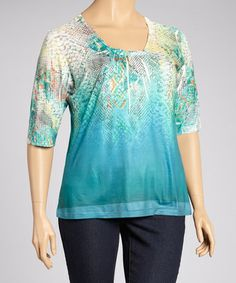 Individual Style: Plus-Size Tops   something special every day