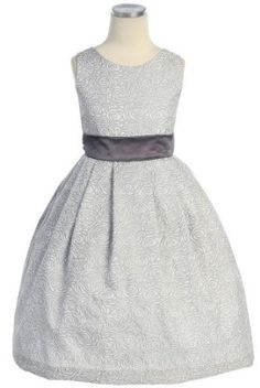 how cute is this. if you look at the detail, its cute little flowers in the dress.
