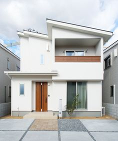 Small House Design, House Layouts, House Plans, Sweet Home, Exterior, Coffee, Outdoor Decor, Room, Ideas