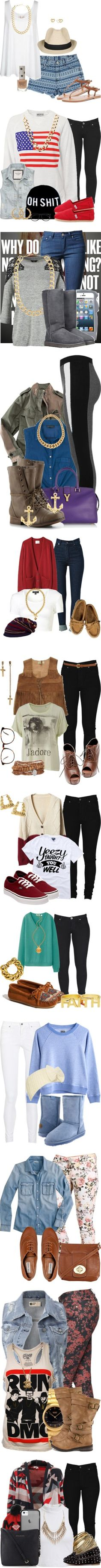 """Girly Too Girly Part 1"" by mrkr-lawson ❤ liked on Polyvore"