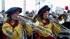 Marching Band #Voelklingen -Oktoberfest #Saarlouis  #Saarland Praesimarsch #Saarlouis #Saarland http://saar.city/?p=24736
