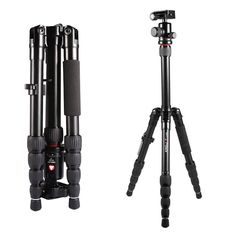 99.99$  Watch here - http://ali1gm.worldwells.pw/go.php?t=32779779439 - Professional A-1229B+QF-00T Aluminum Camera Tripod with 360 Degree Ball Head 1/4 3/8 Screw Thread For Canon Sony DSLR Camera 99.99$