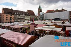 Christkindlesmarkt (Christmas market), Nuremberg, Germany, Uncontained Life