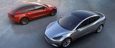 Tesla Model 3. Elon Musk completa il suo progetto con il modello di massa. Prime consegne a fine 2017