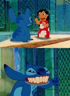 *LILO & STITCH ~ Lilo and Stitch Disney Pixar, Disney And Dreamworks, Disney Animation, Disney Magic, Walt Disney, Lilo And Stitch 3, Cute Disney, Anime, Cartoon Characters