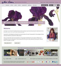 Ann Swan: botanical artist and teacher, buy botanical art prints online Art Prints Online, Limited Edition Prints, Botanical Art, Artist, Artists
