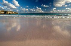 Spiagge rosa, Bermuda, luoghi da sogno #Bermuda http://www.gotobermuda.it/default/