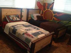 Pallet Bedroom Ideas | 1001 Pallets - Part 3