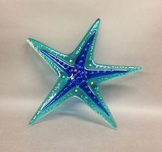 Fused Glass Starfish