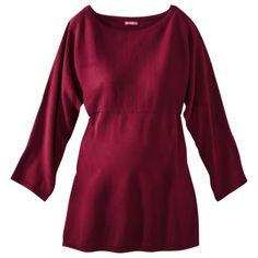 Merona® Maternity Long-Kimono Sleeve Sweater - Assorted Colors