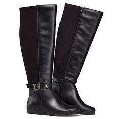 Cushion Walk® Knee-High Stretch Boot