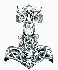 Viking symbols, Nordic runes and their meaning as tattoos . - Viking symbols, Nordic runes and their meaning as tattoos Viking symbols, Nordic run - Viking Tattoo Symbol, Norse Tattoo, Viking Tattoo Design, Celtic Tattoos, Viking Tattoo Sleeve, Thor Hammer Tattoo, Thor Tattoo, Nordic Symbols, Nordic Runes