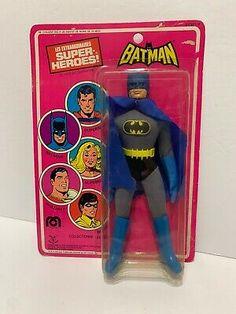 """RETRO CATWOMAN 8/"""" Figure MOC Mego-FTC DC Comics Batman FIGURES TOY CO"""